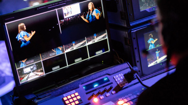 video control equipment hire