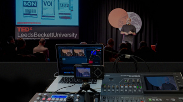 Event webcasting and live streaming